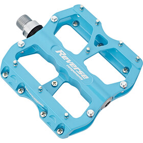 Reverse Escape Pedals light blue